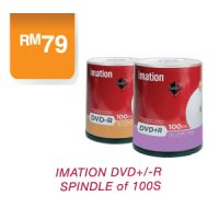 Imation DVD +/- Spindle OF 100S