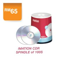 Imation CDR Spindle of 100s