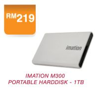 Imation M300 Portable Harddisk-1TB